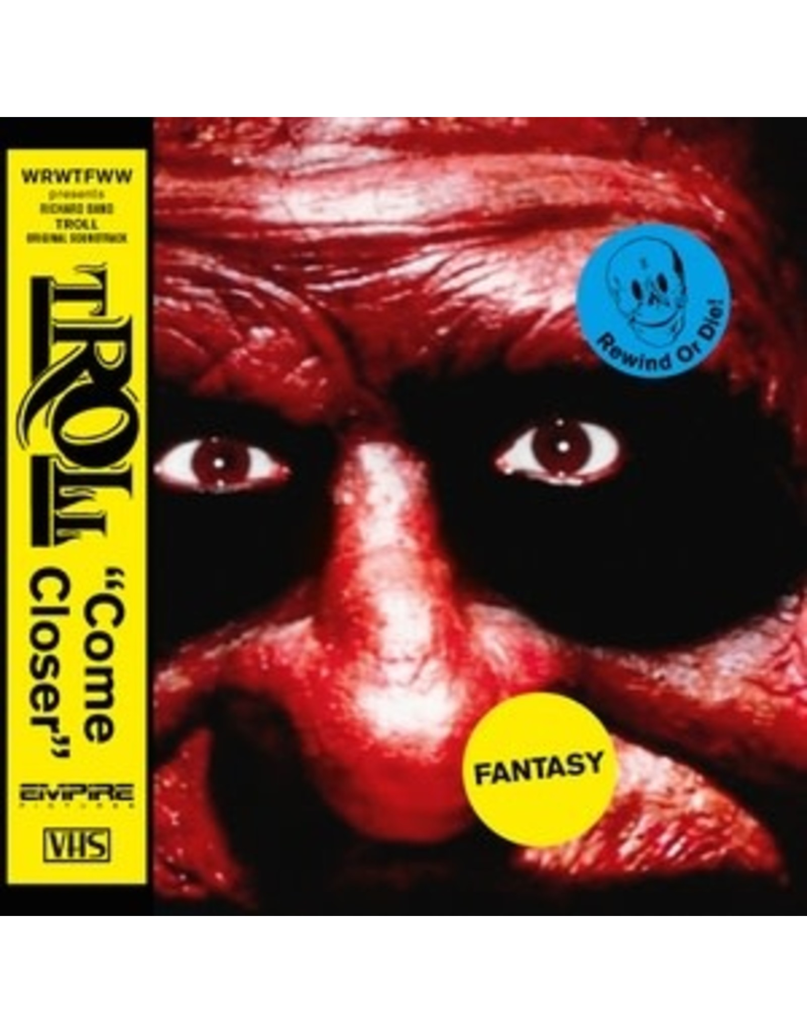 New Vinyl Richard Band - Troll OST LP