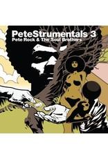 New Vinyl Pete Rock & The Soul Brothers - PeteStrumentals 3  2LP