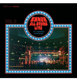 New Vinyl Fania All-Stars - Live At Yankee Stadium Vol. 2 LP
