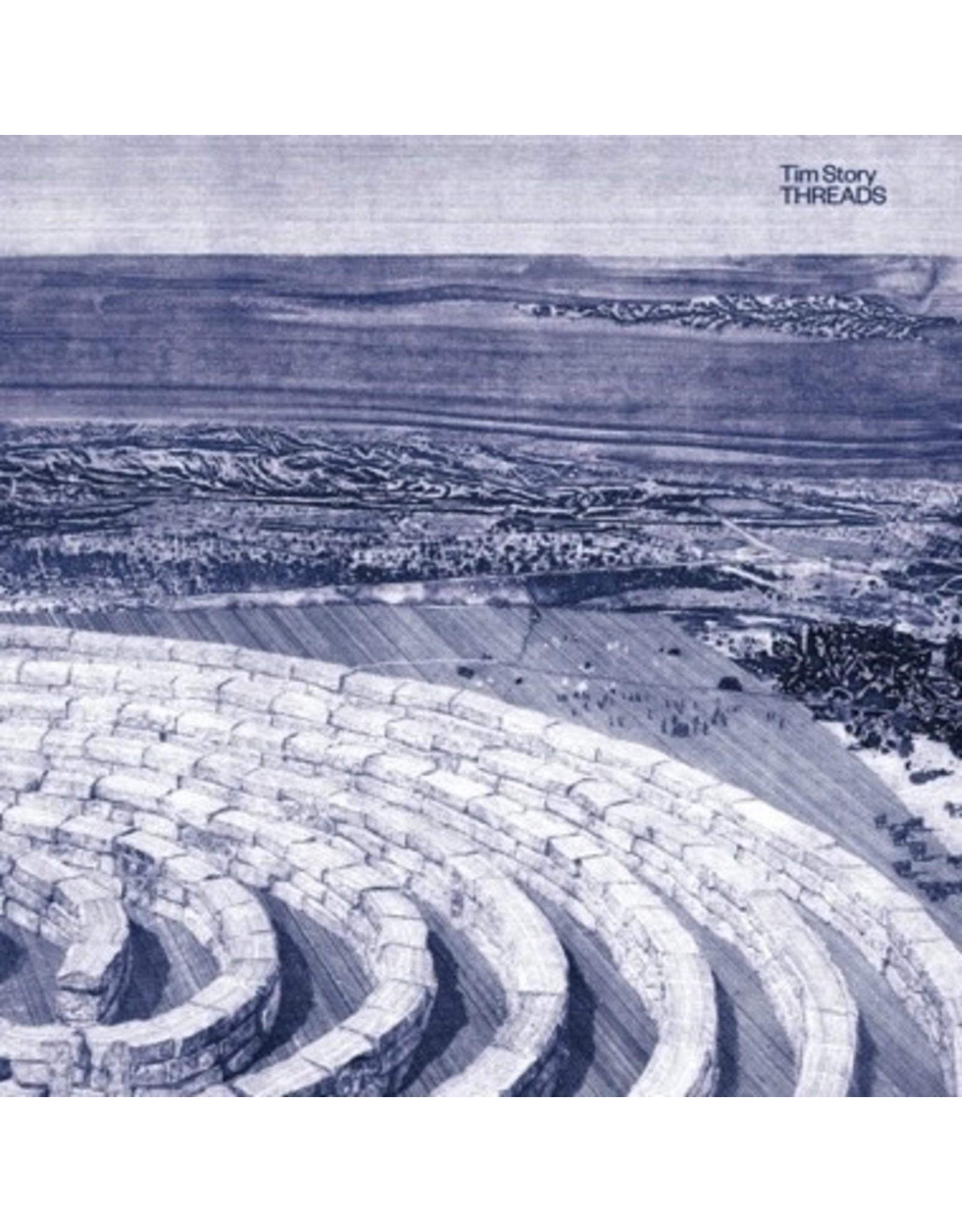 New Vinyl Tim Story - Threads (Colored) LP