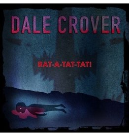 New Vinyl Dale Crover - Rat-A-Tat-Tat! (Colored) LP