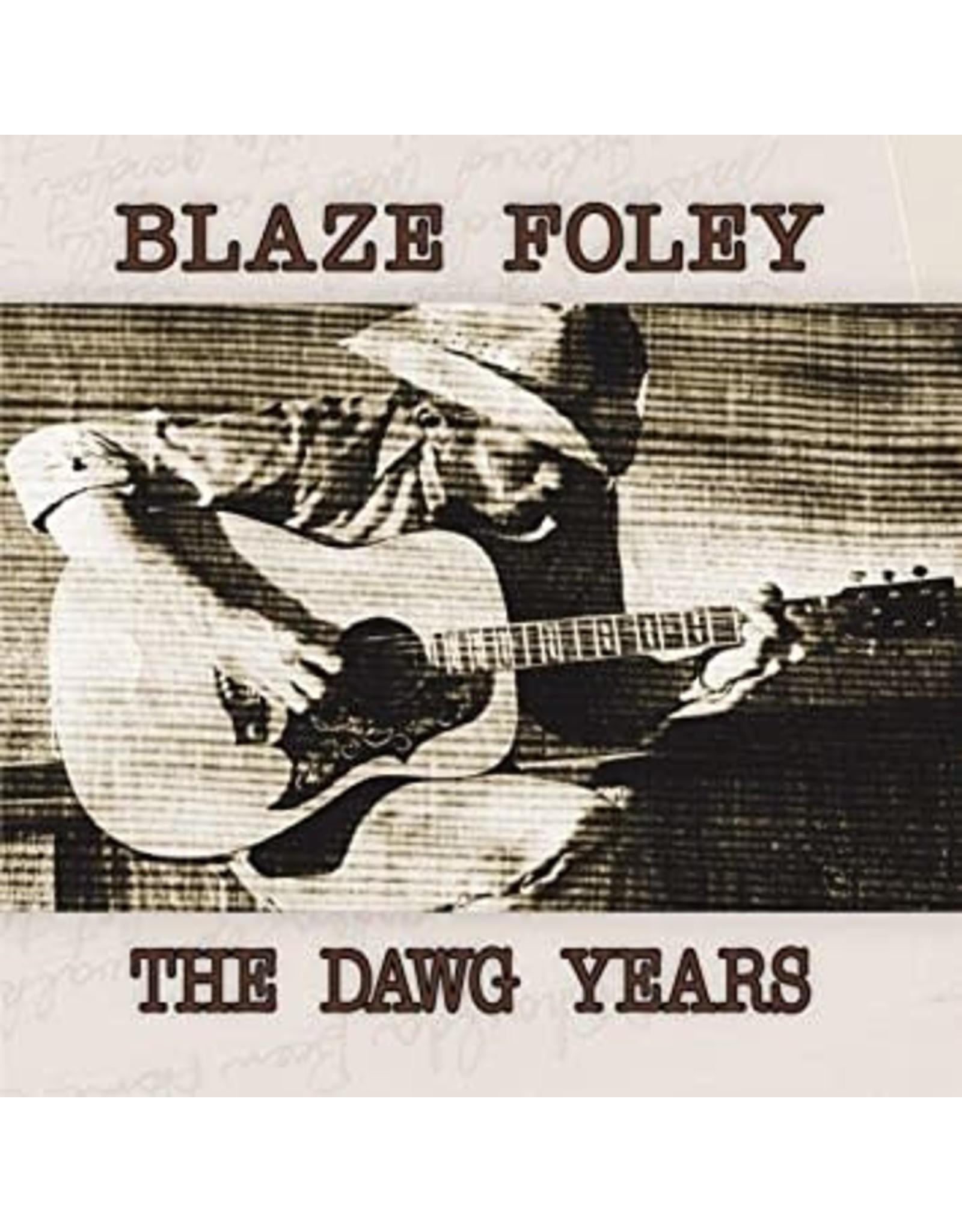 New Vinyl Blaze Foley - The Dawg Years LP
