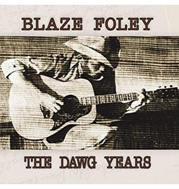 New Vinyl Blaze Foley - The Dawg Years LP