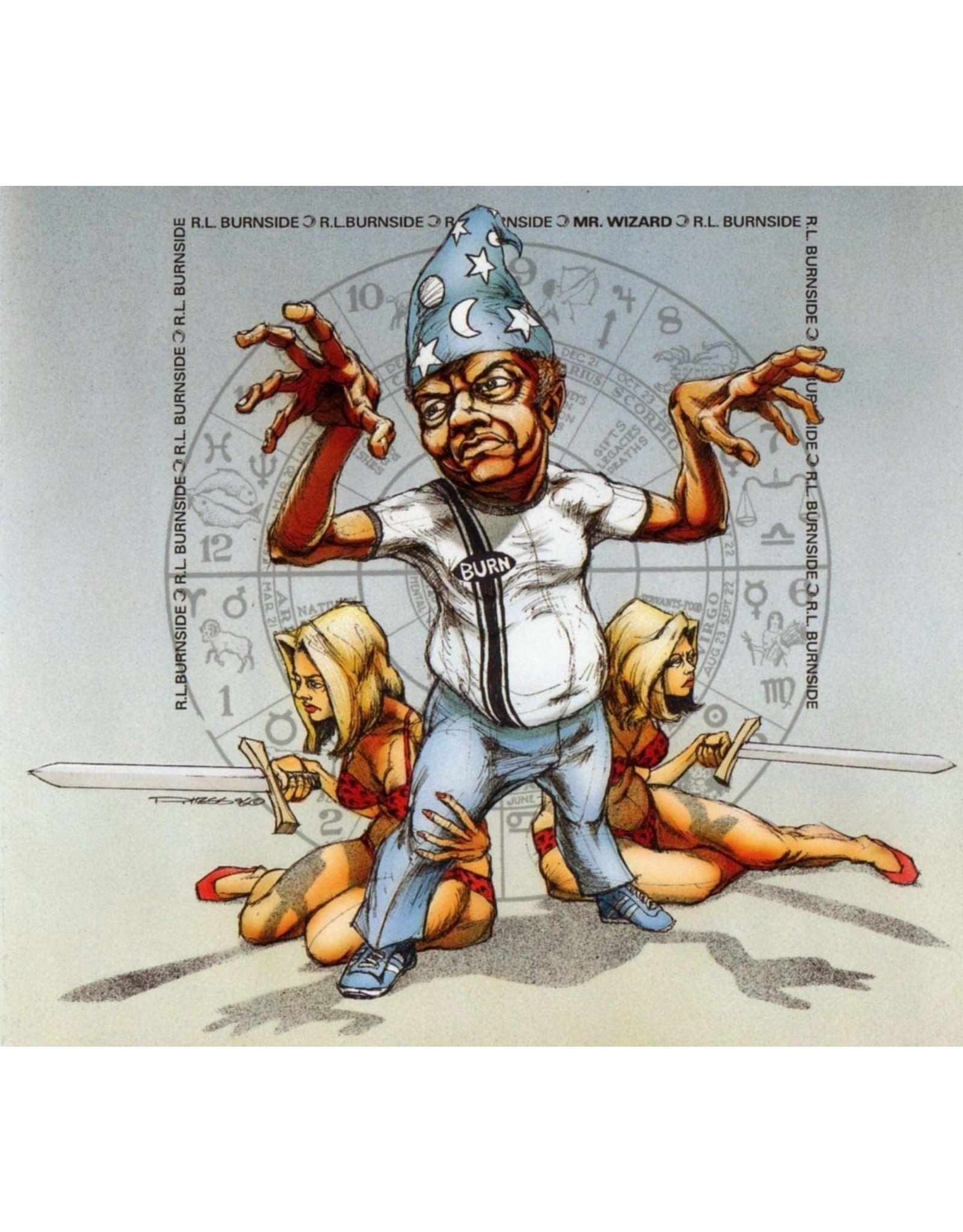 New Vinyl R.L. Burnside - Mr. Wizard LP
