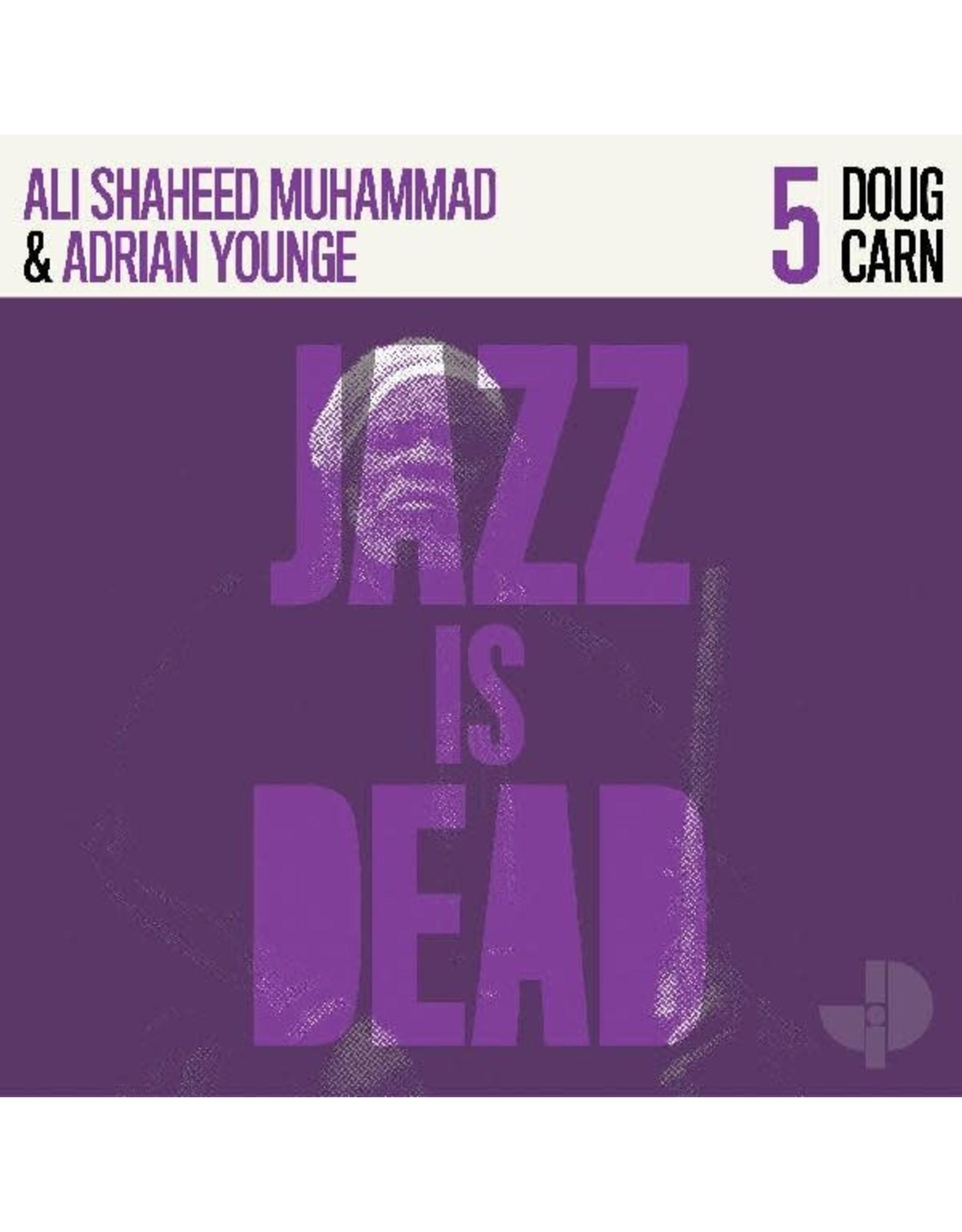 New Vinyl Adrian Younge & Ali Shaheed Muhammad - Jazz Is Dead 5: Doug Carn 2LP