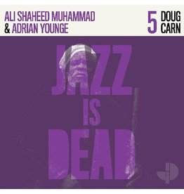 New Vinyl Adrian Younge & Ali Shaheed Muhammad - Jazz Is Dead 5: Doug Carn 2LP