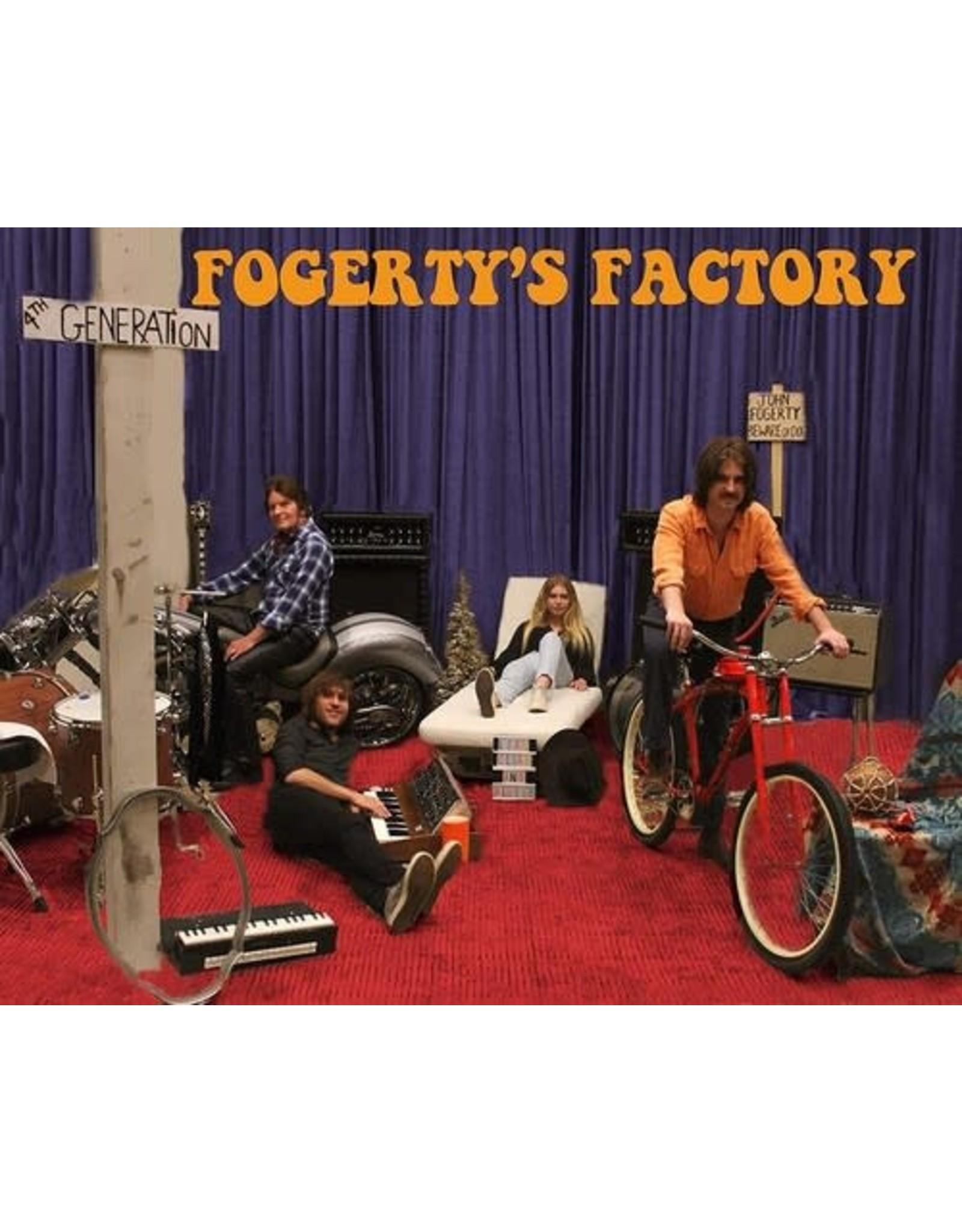New Vinyl John Fogerty - Fogerty's Factory LP