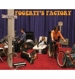 New Vinyl John Fogerty - Fogerty's Factory LP