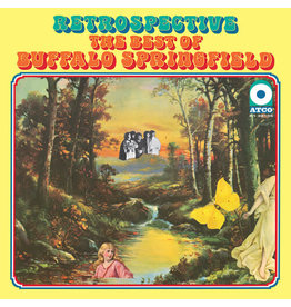 New Vinyl Buffalo Springfield - Retrospective: The Best Of LP