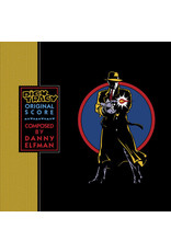 New Vinyl Danny Elfman - Dick Tracy Original Score (Colored) LP