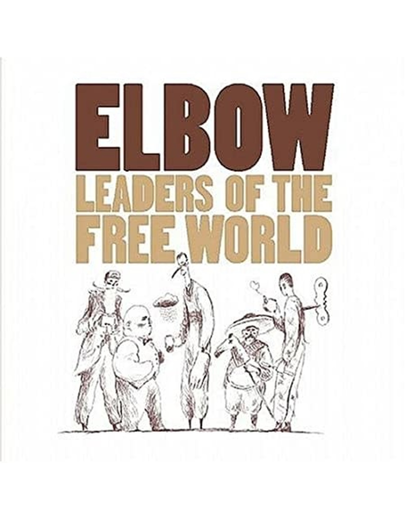 New Vinyl Elbow - Leaders Of The Free World LP