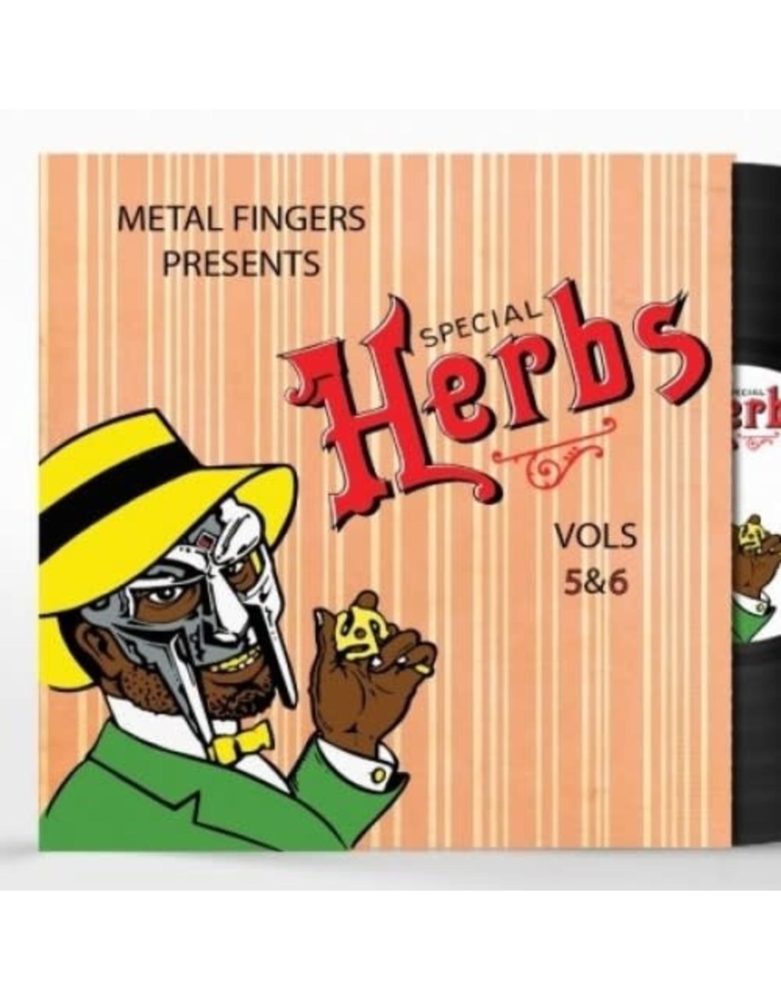 New Vinyl MF DOOM - Special Herbs Vol. 5 & 6 2LP