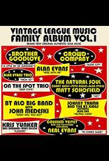 New Vinyl Vintage League Music - Vintage League Music Family Album Vol. 1 LP