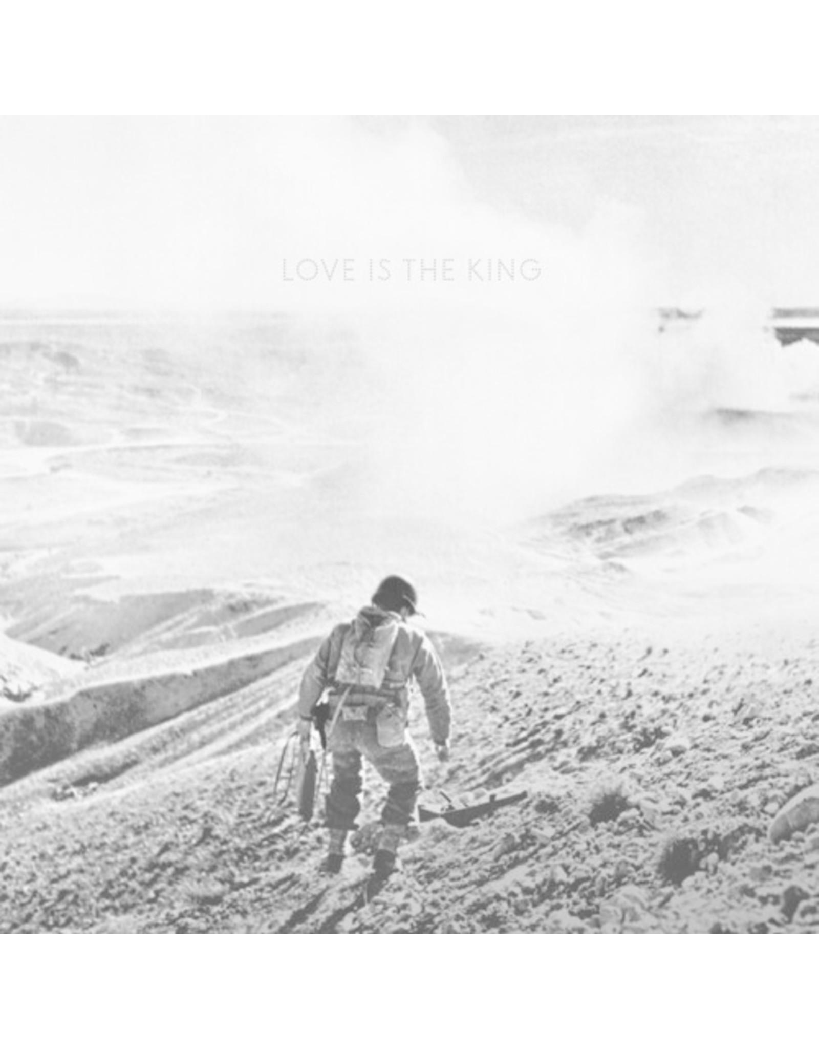New Vinyl Jeff Tweedy - Love Is The King (Clear) LP