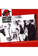 New Vinyl D.O.A. - Something Better Change (40th Anniversary) LP