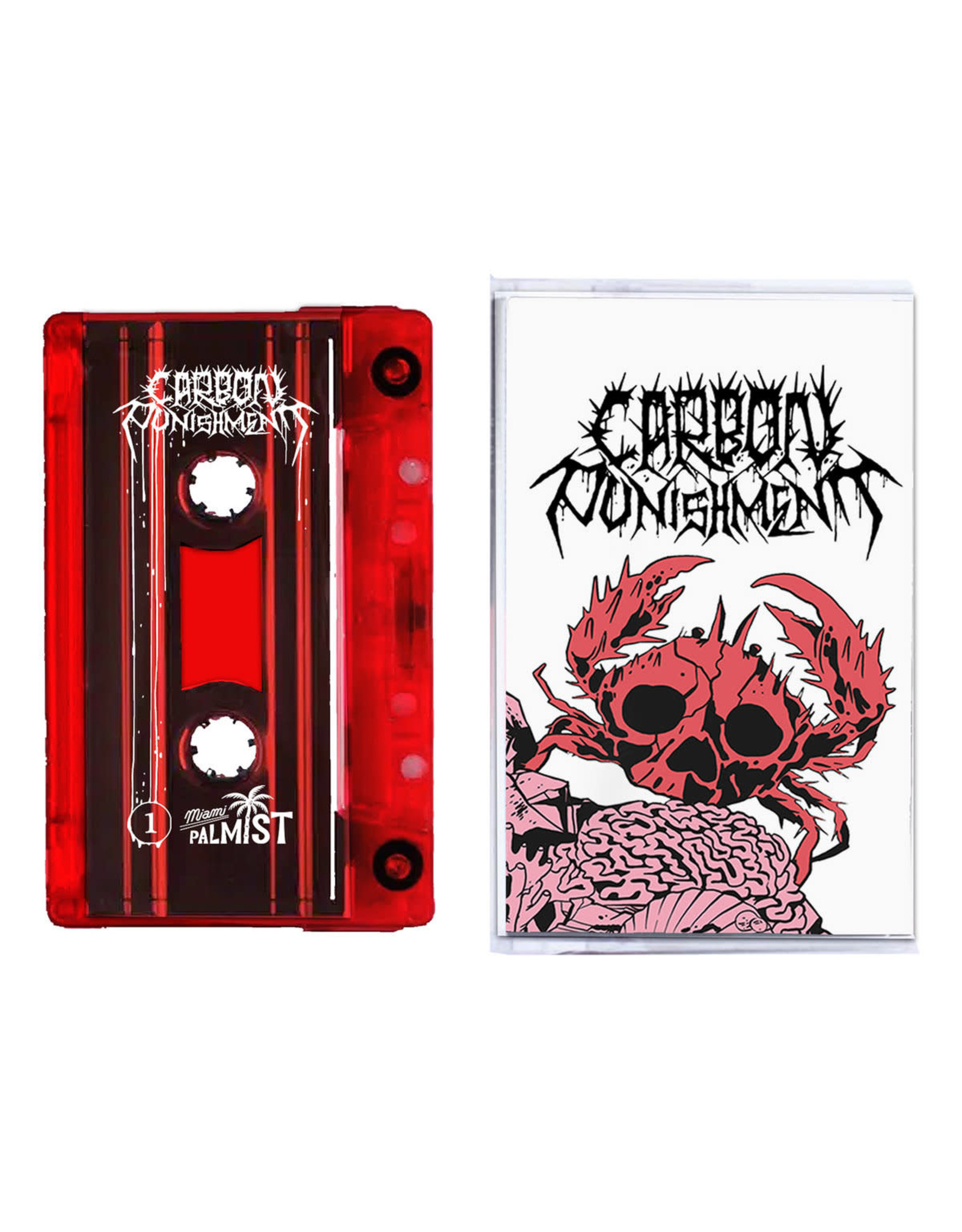 New Cassette Carbon Punishmnent - Ecological Collapse At Sea CS