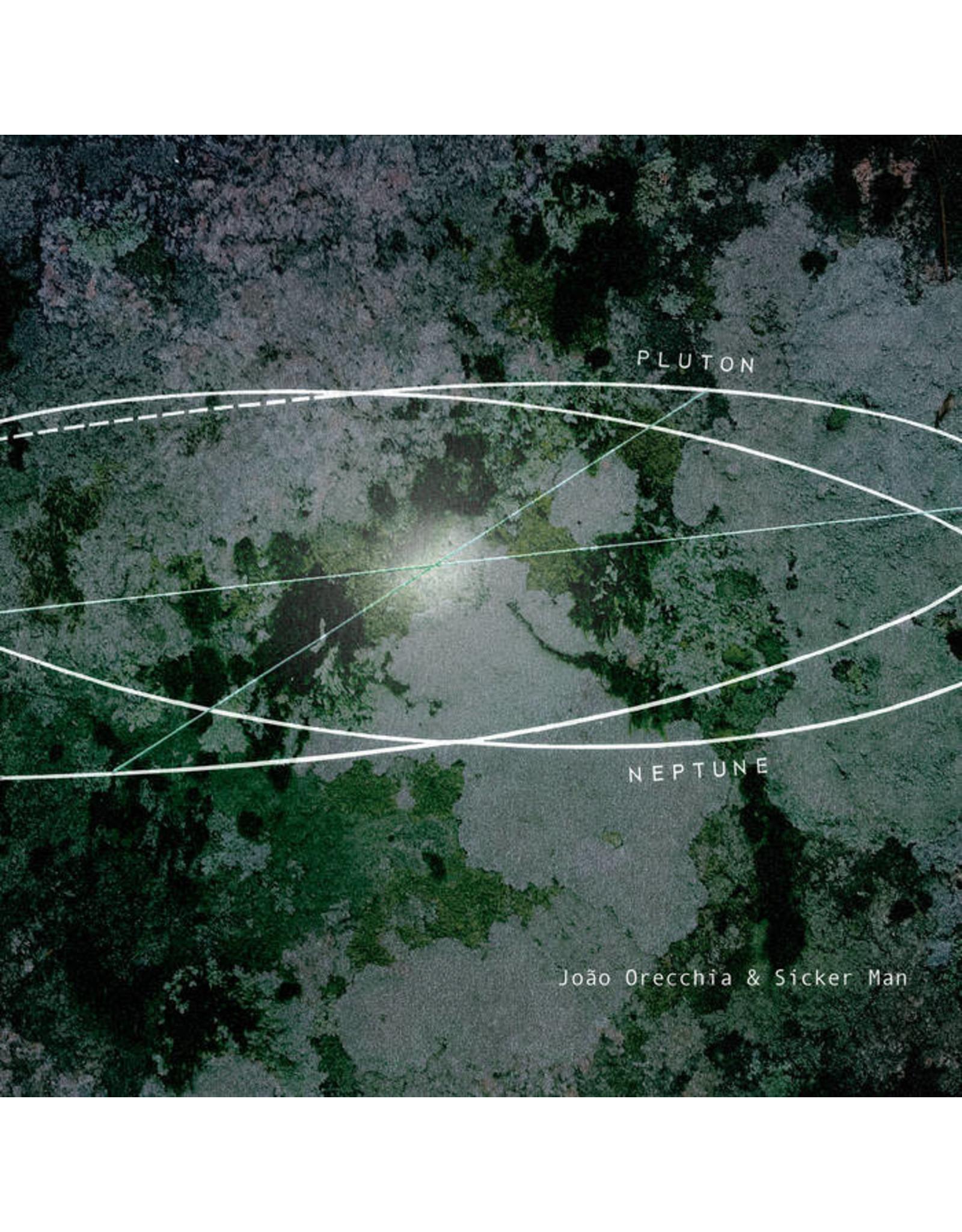 New Cassette Joao Orecchia & Sicker Man - Pluton/Neptune CS
