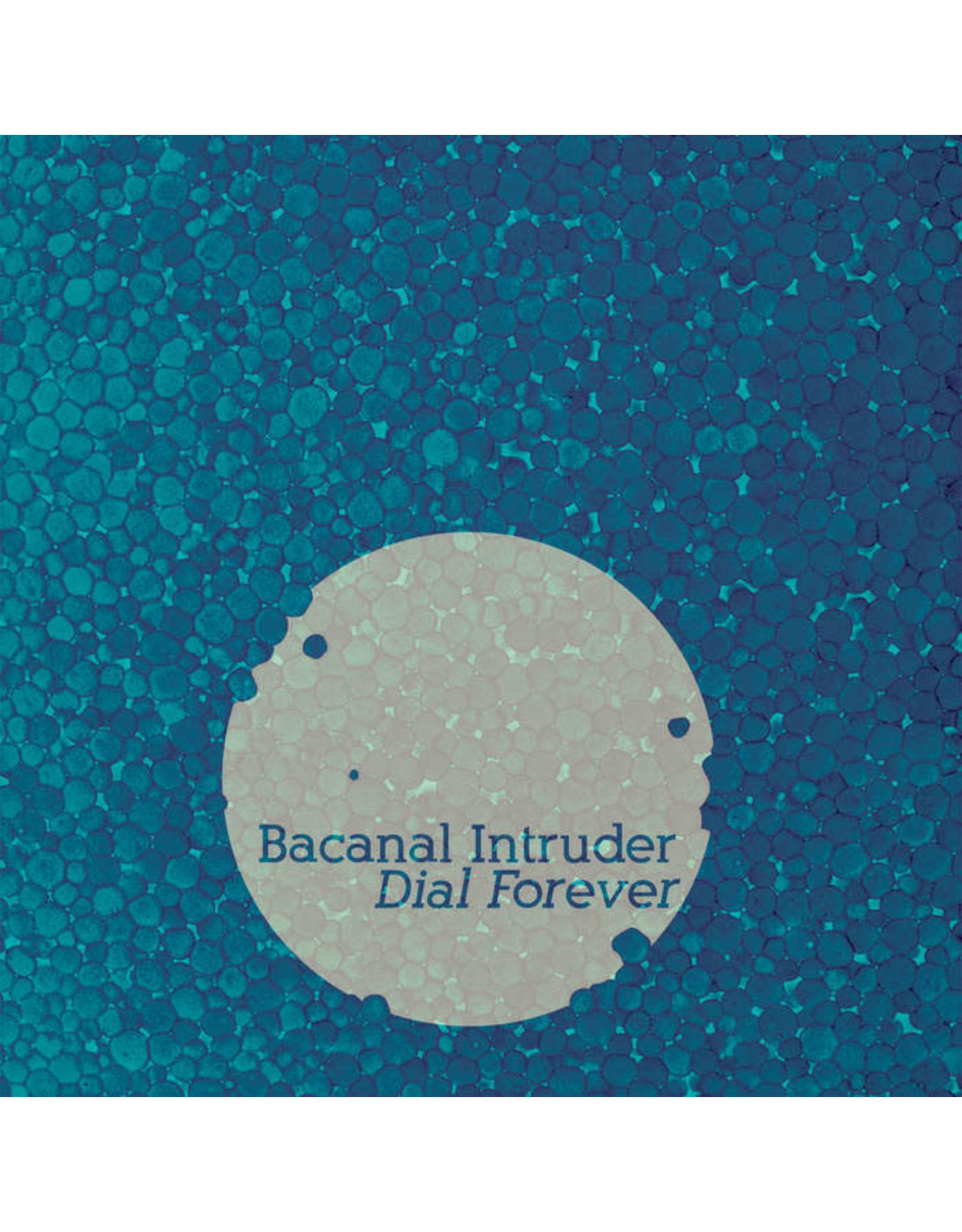 New Cassette Bacanal Intruder - Dial Forever CS