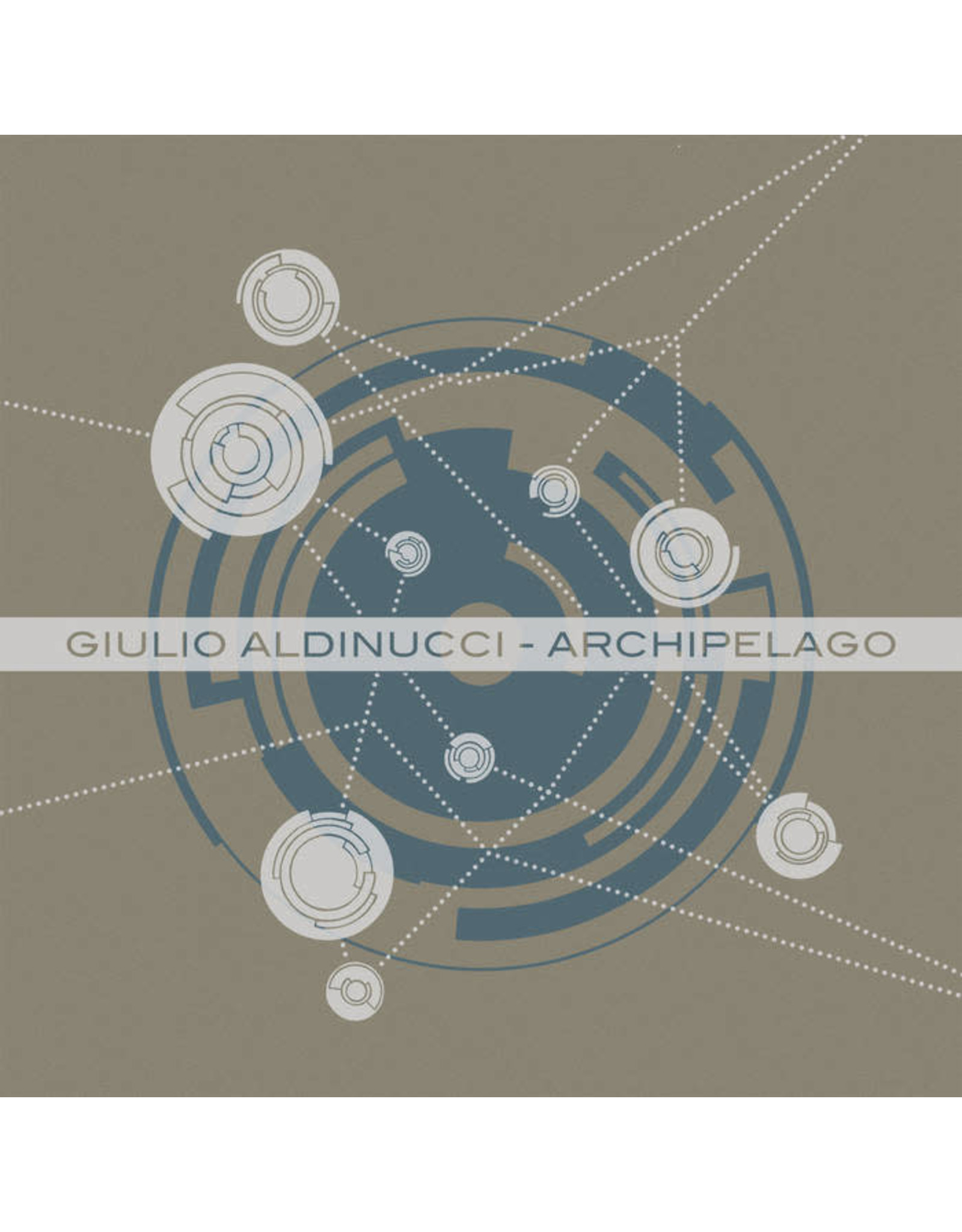 New Cassette Giulio Aldinucci - Archipelago CS