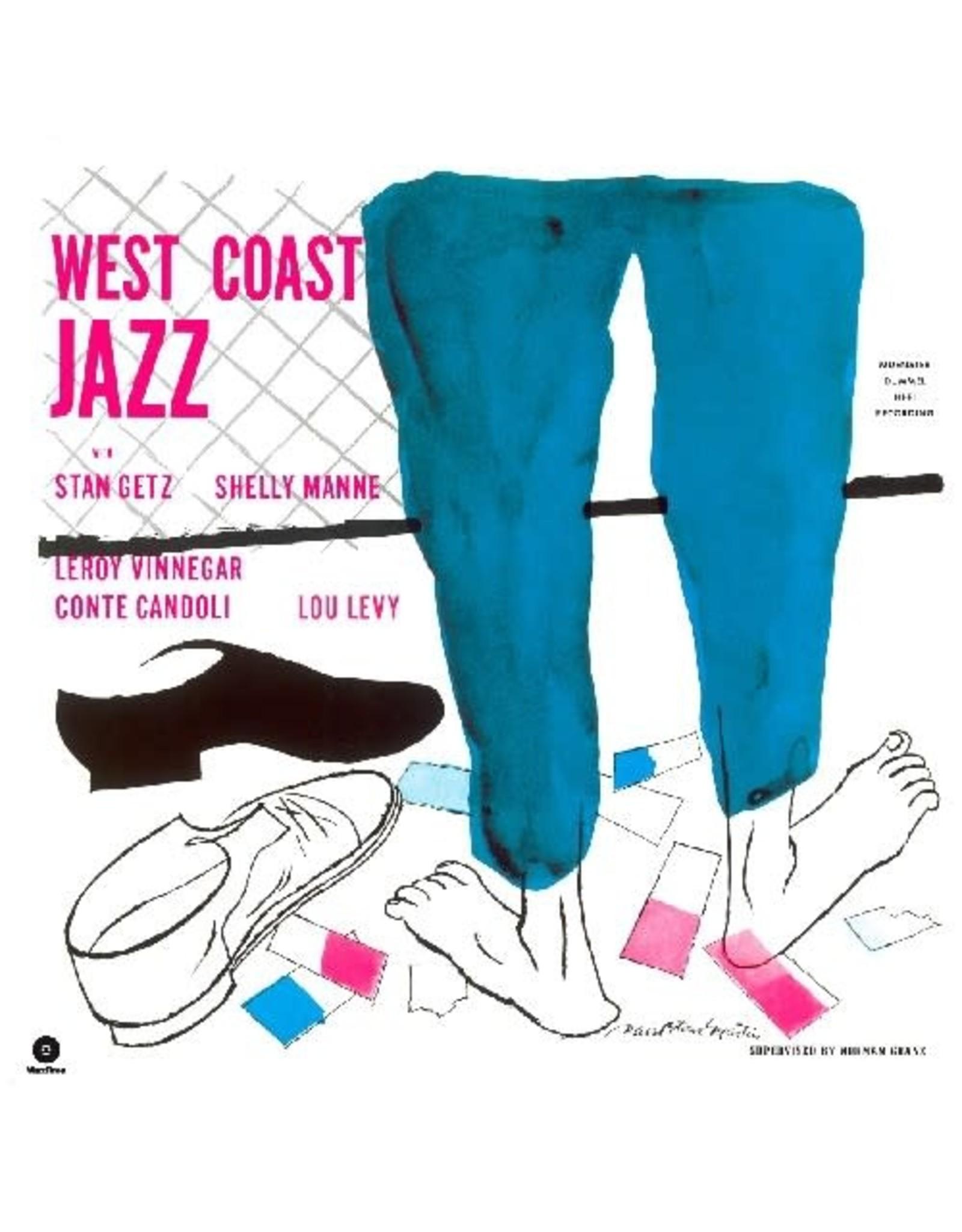 New Vinyl Stan Getz - West Coast Jazz LP