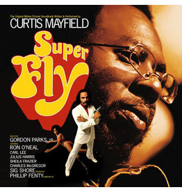 New Vinyl Curtis Mayfield - Superfly OST (Colored) LP