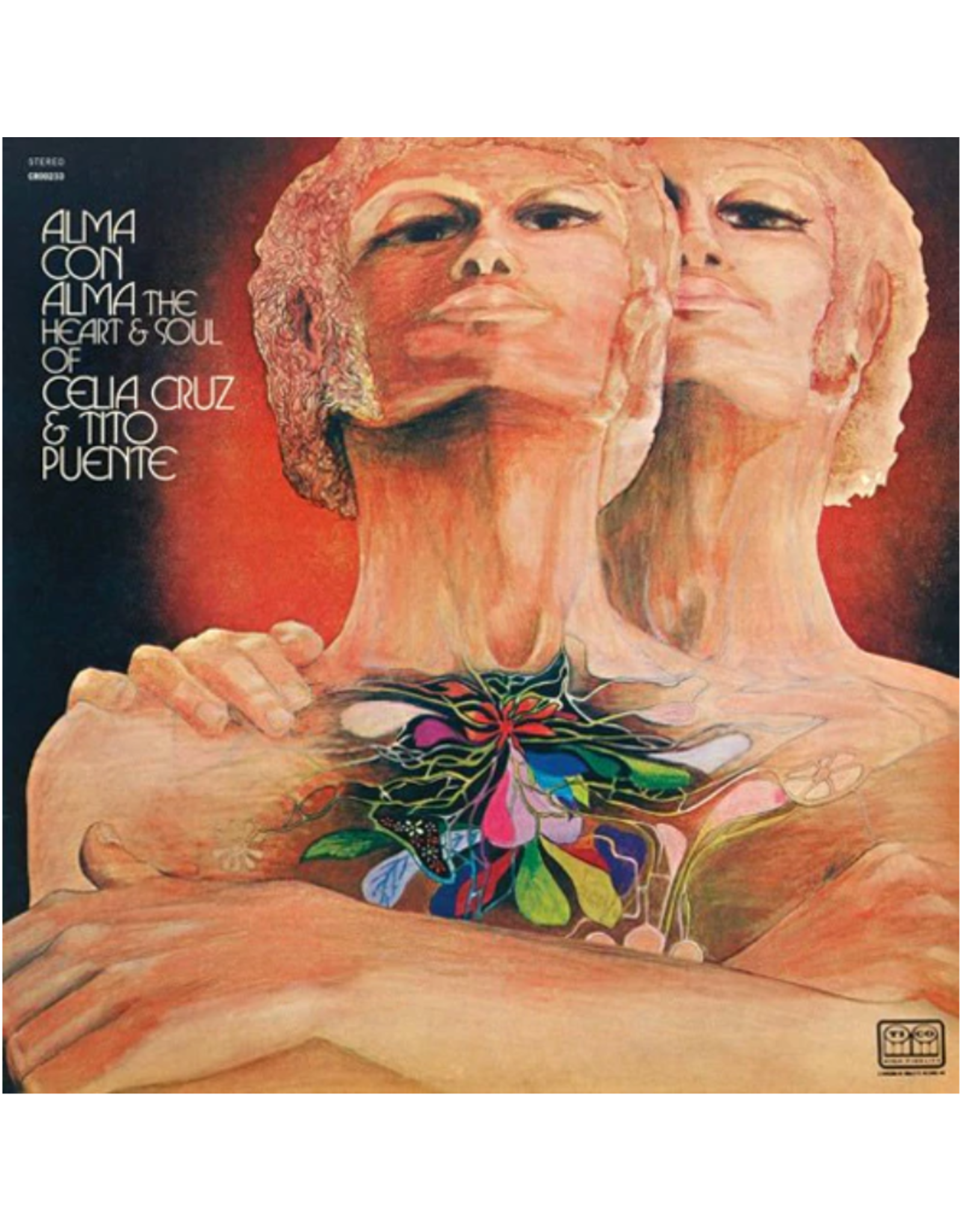 New Vinyl Celia Cruz & Tito Puente - Alma Con Alma LP
