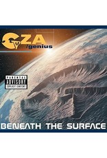 New Vinyl GZA - Beneath The Surface 2LP
