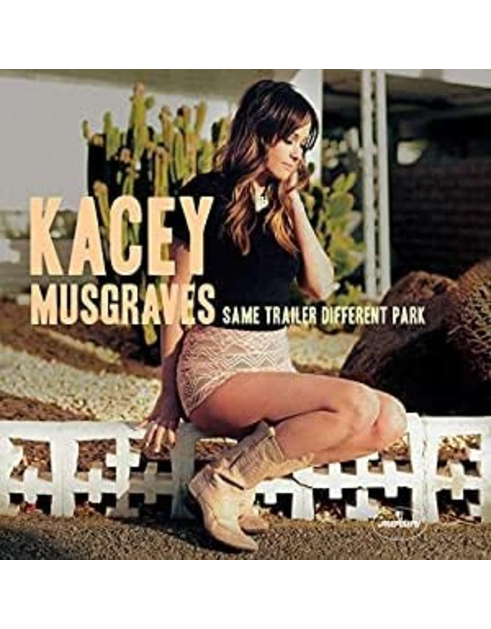 New Vinyl Kacey Musgraves - Same Trailer Different Park LP