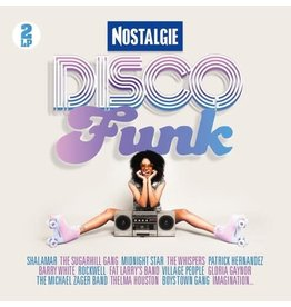 New Vinyl Various - Nostalgie Disco Funk [France Import] 2LP