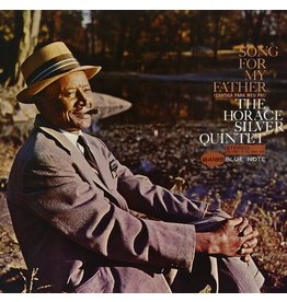 New Vinyl Horace Silver  - Song For My Father LP