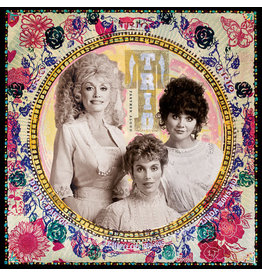 New Vinyl Dolly Parton, Linda Ronstadt, Emmylou Harris - Trio II: Farther Along 2LP