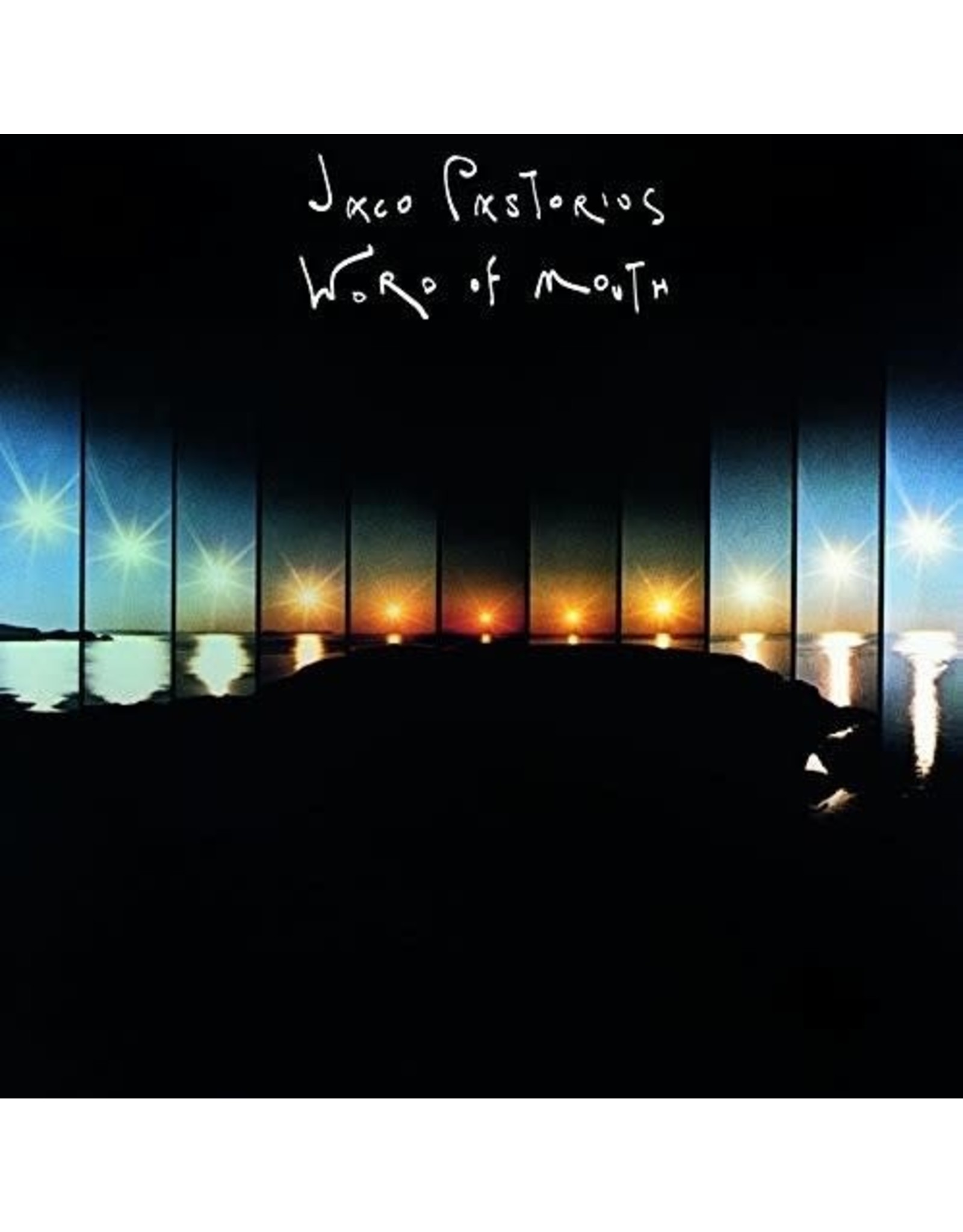 New Vinyl Jaco Pastorius - Word Of Mouth [Holland Import] LP