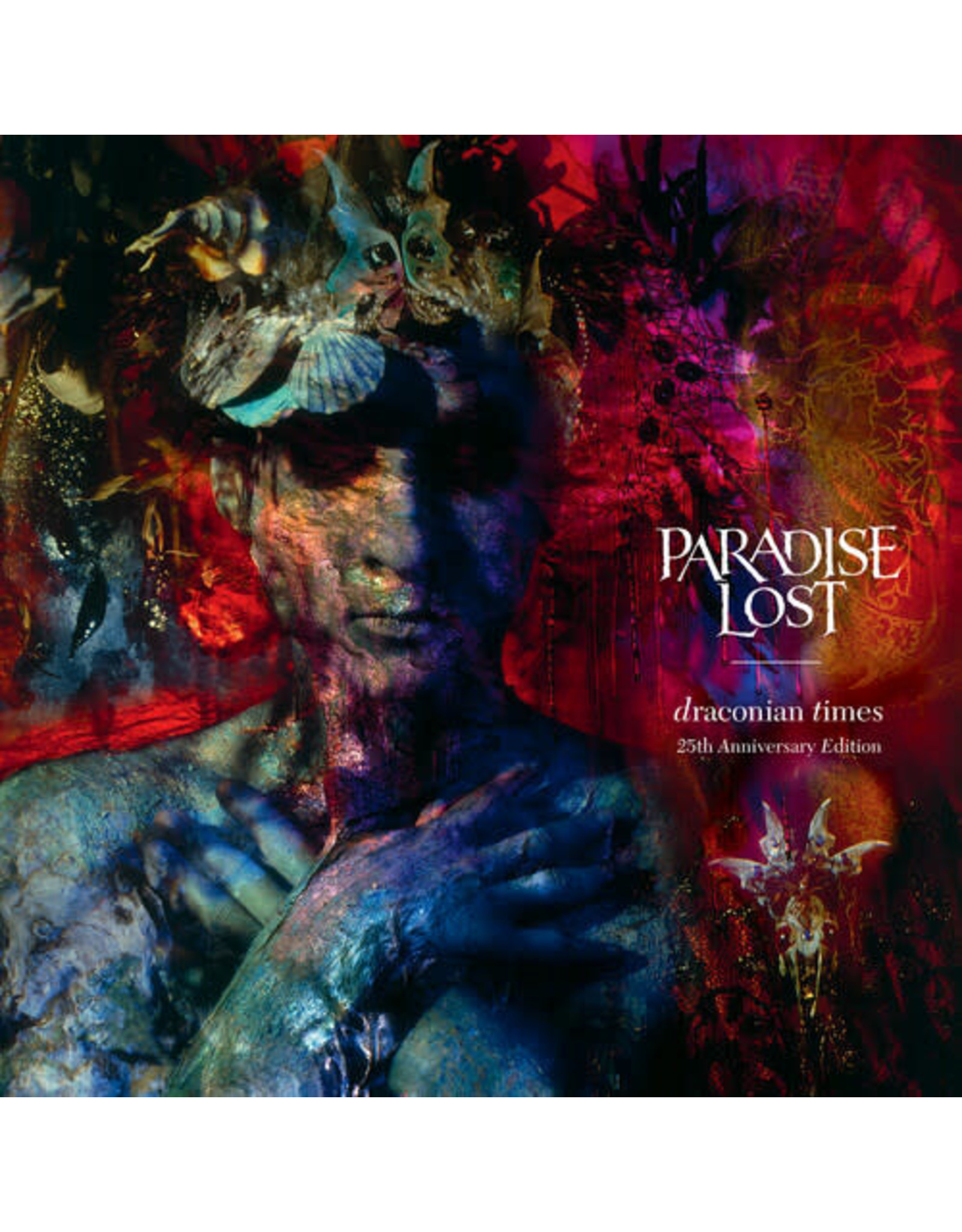 New Vinyl Paradise Lost - Draconian Times (25th Anniversary Ed., Colored) 2LP