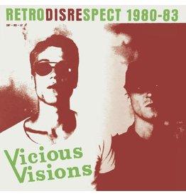 New Vinyl Vicious Visions - Retrodisrespect 1980-83 LP
