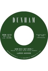 "New Vinyl LaRose Jackson - How Did I Get Here 7"""