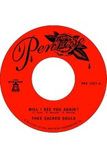 New Vinyl Thee Sacred Souls - Will I See You Again b/w It's Our Love 7""