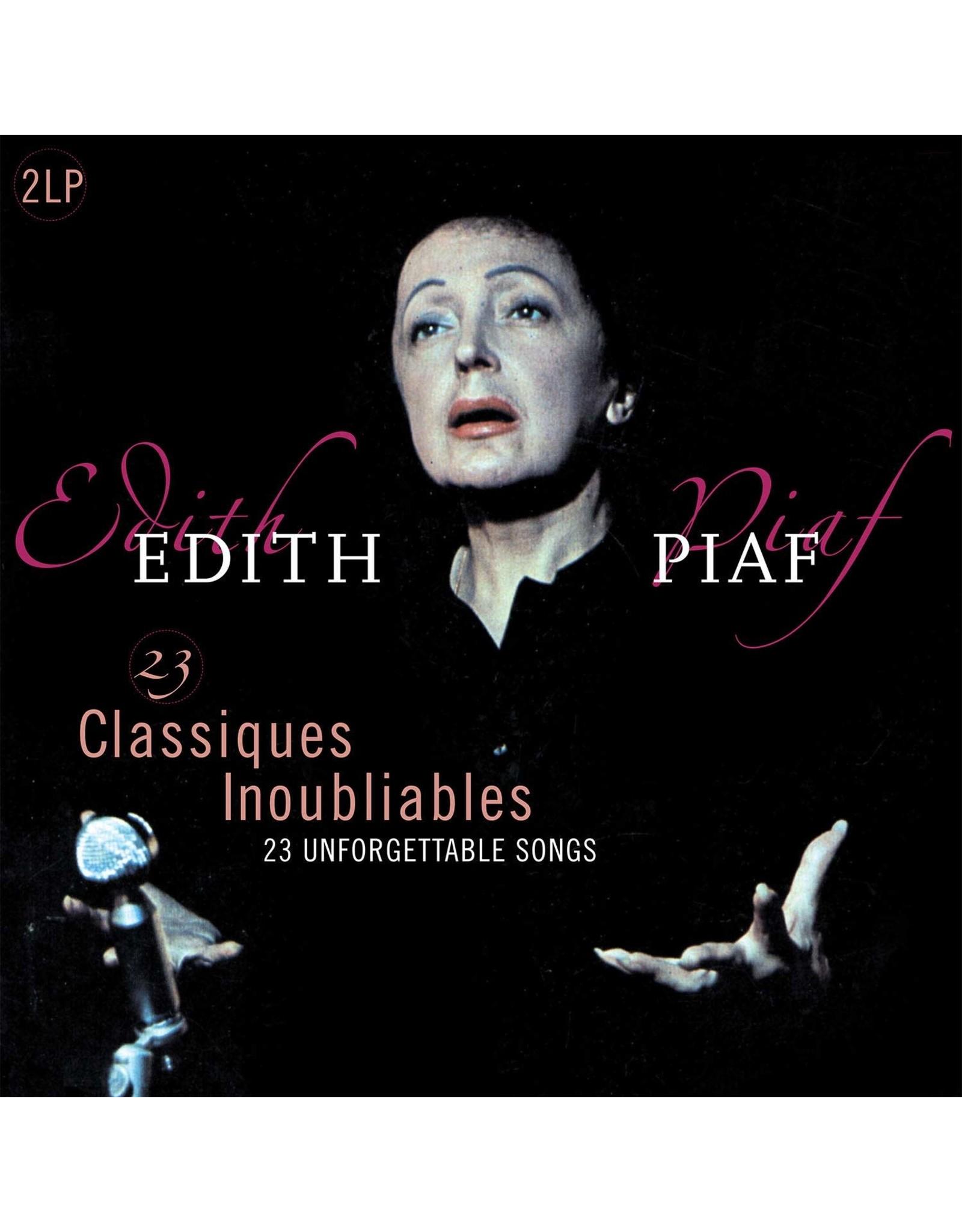 New Vinyl Edith Piaf - 23 Classiques Inoubliables 2LP