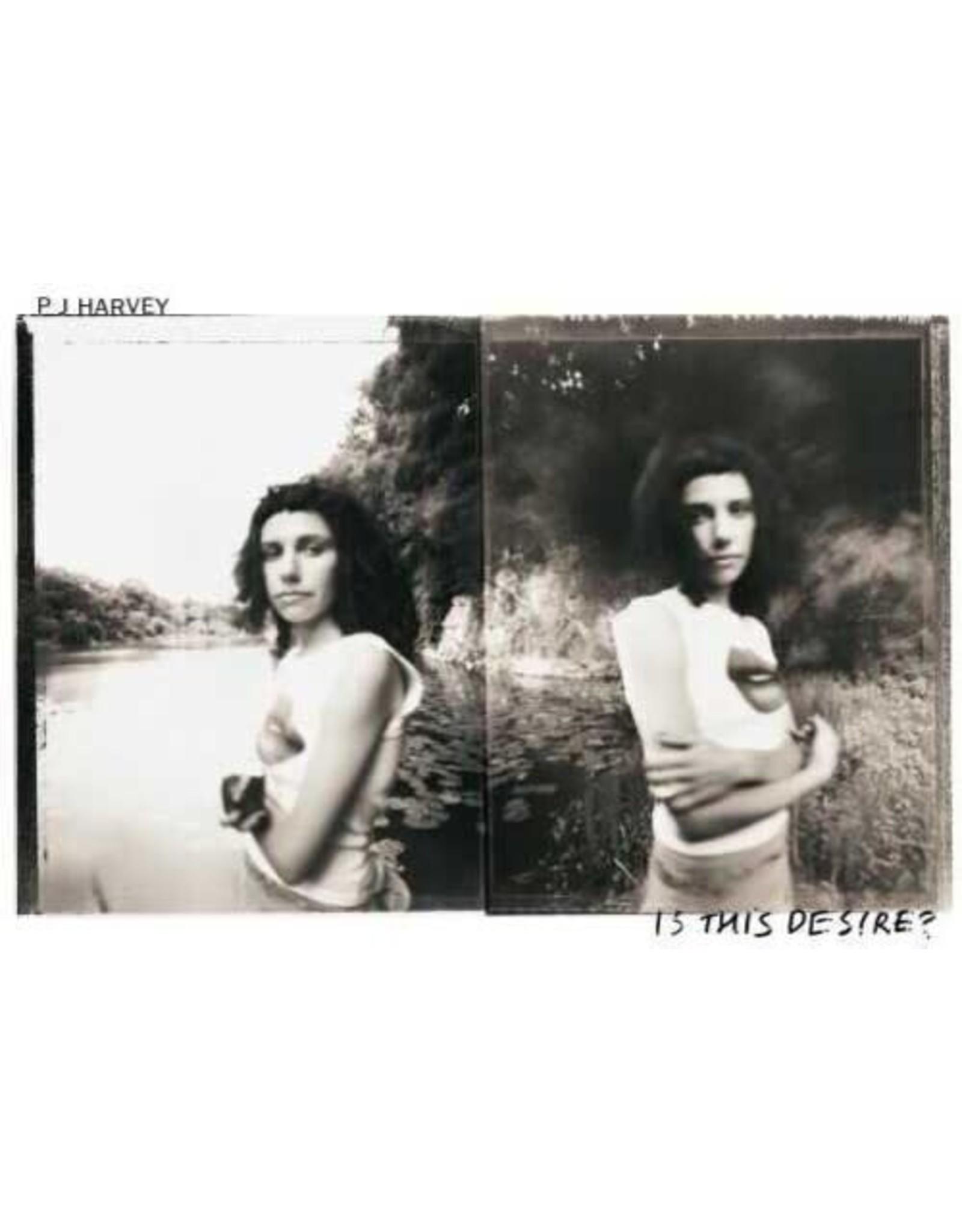 New Vinyl PJ Harvey - Is This Desire? LP