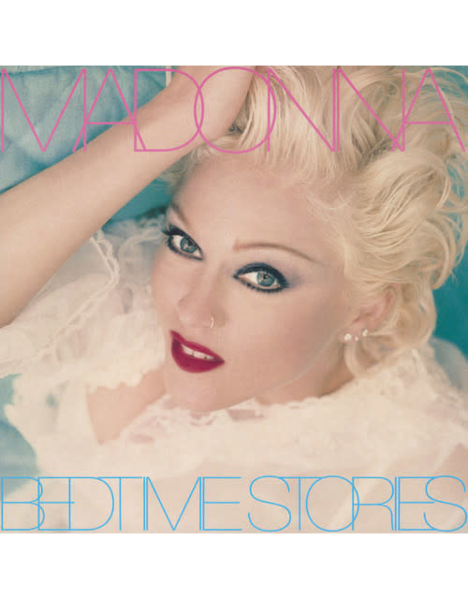 New Vinyl Madonna - Bedtime Stories LP
