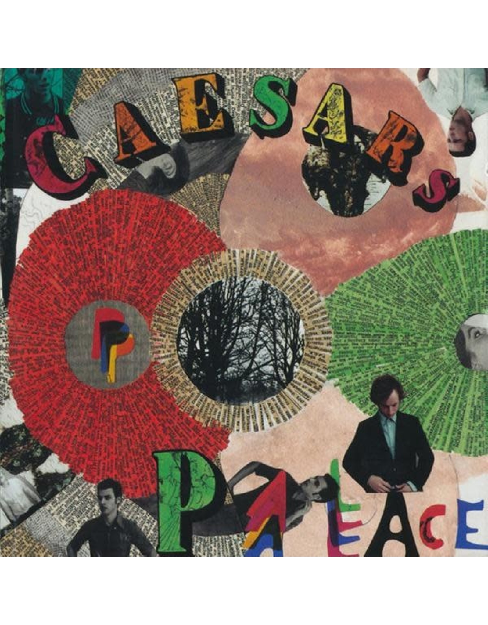 New Vinyl Caesars - Youth Is Wasted On The Young LP