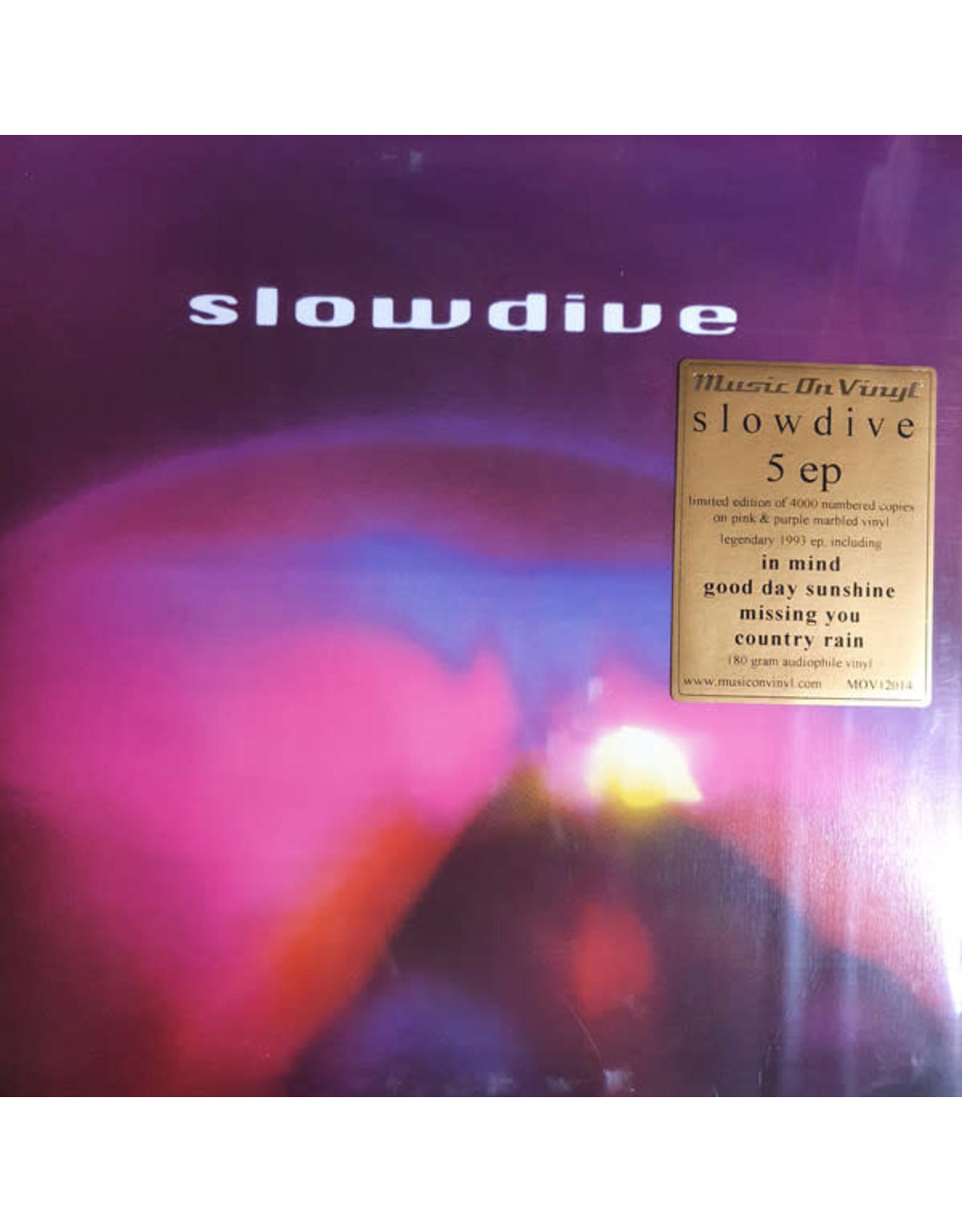"""New Vinyl Slowdive - 5 (Colored) EP 12"""""""