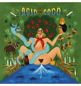 New Vinyl Acid Coco - Mucho Gusto LP