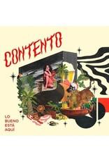New Vinyl Contento - Lo Bueno Esta Aquí LP