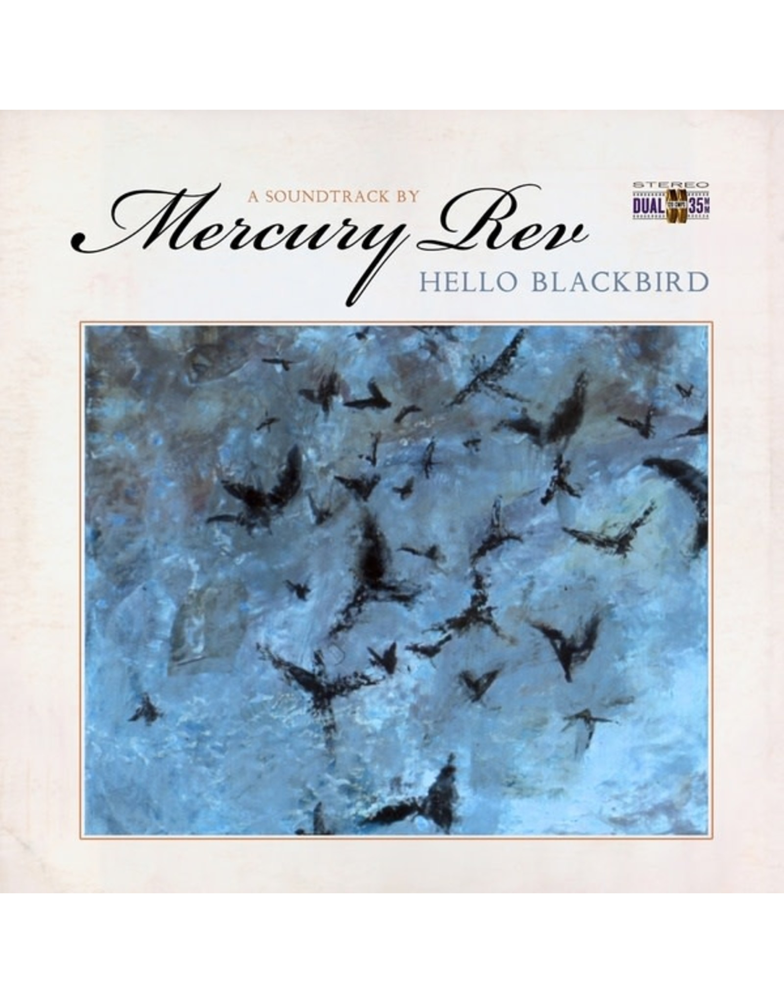 New Vinyl Mercury Rev - Hello Blackbird OST [UK Import] LP
