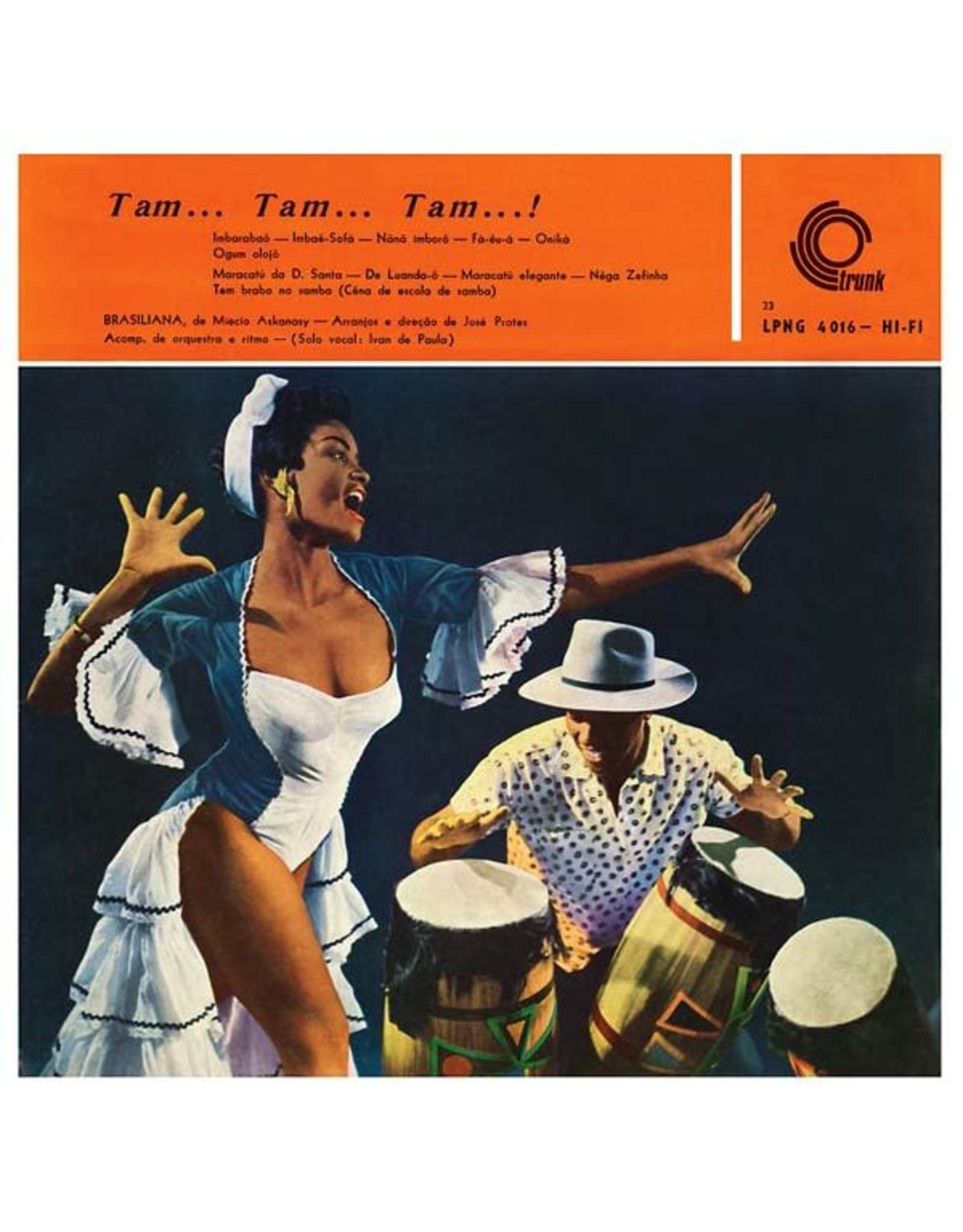 New Vinyl José Prates & Miecio Askanasy - Tam... Tam... Tam...! LP