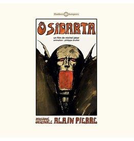 New Vinyl Alain Pierre - O Sidarta OST LP