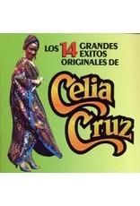 New Vinyl Celia Cruz - Los 14 Grandes Exitos Originales De Celia Cruz [1984 Cut-out] LP