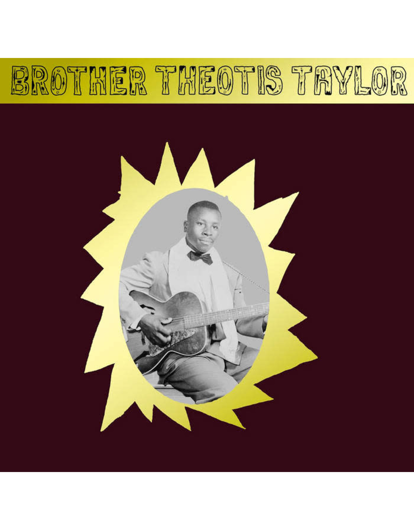 New Vinyl Brother Theotis Taylor - S/T LP
