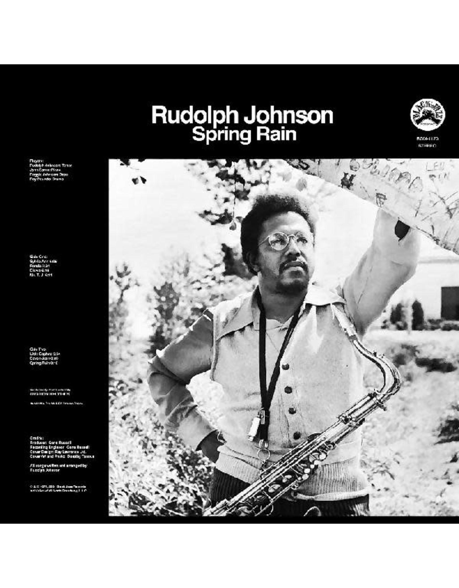 New Vinyl Rudolph Johnson - Spring Rain LP
