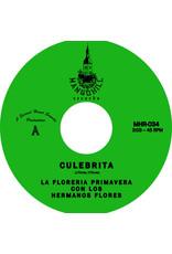"""New Vinyl La Floreria Primavera con Los Hermanos Flores - Culebrita / La Primera Rosa 7"""""""